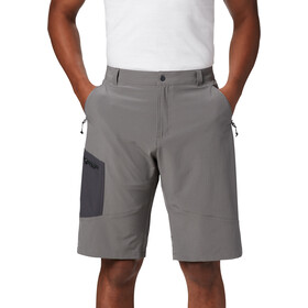 "Columbia Triple Canyon 12"" Shorts Men, city grey/shark"